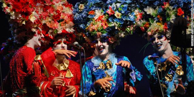 Así vivirá Piriápolis su Carnaval!