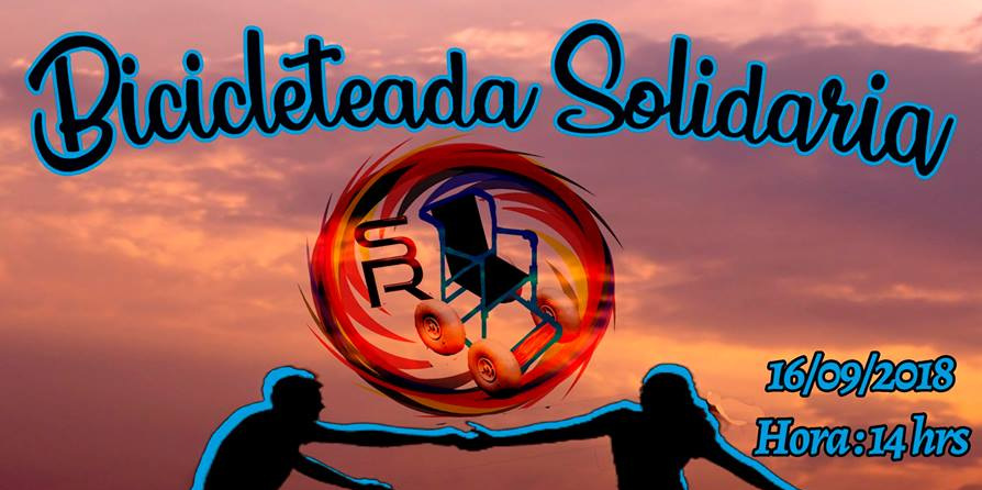 Bicicleteada Solidaria: Sobre Ruedas Piriápolis Accesible