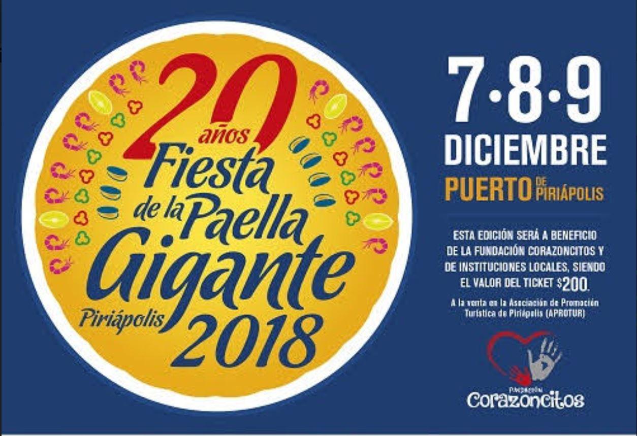 20ª Edición Fiesta de la Paella Gigante